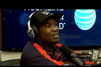"Meek Mill Talks ""Dreams Worth More Than Money"" With Angie Martinez"
