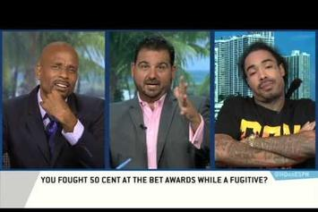 Gunplay Recalls Brawling With 50 Cent On ESPN's Highly Questionable