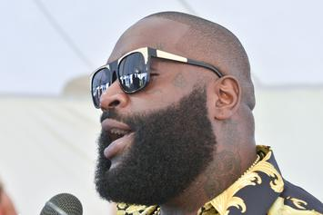 "Rick Ross Takes Shots At 50 Cent On ""Wing Stop (Remix)"""