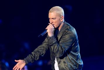"Eminem Talks ""Southpaw,"" Floyd Mayweather, & More In Twitter Q&A"