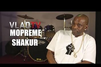Mopreme Shakur Details Tupac's Relationship With Madonna