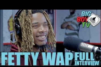 Fetty Wap Talks Performing With Taylor Swift