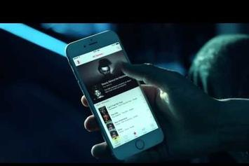 The Weeknd Stars In Apple Music Commercial