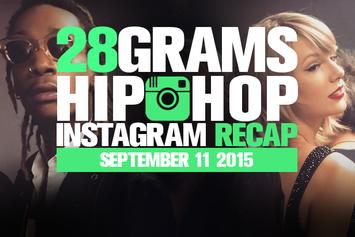 28 Grams: Hip Hop Instagram Recap (Sep 5-11)