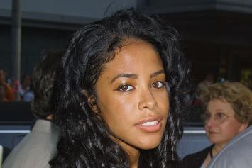 Aaliyah's Family Is Now Selling A Tribute Fragrance