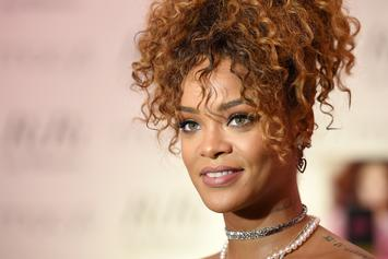 Rihanna Covers NME Magazine, Gives Album Update