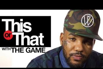 """The Game Plays """"This Or That"""""""