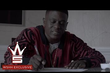 "Boosie Badazz ""Letter 2 Pac"" Video"