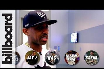 Fabolous Names His Top 5 New York Rappers