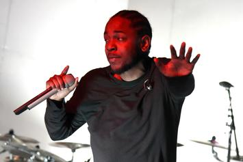 Kendrick Lamar Tried To Crash A Wedding And Got Kicked Out