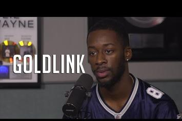 GoldLink On HOT 97
