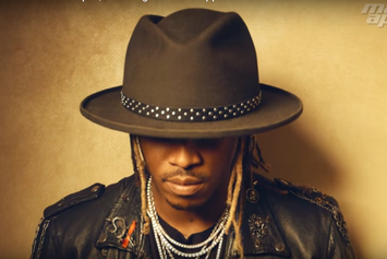 Future Breaks Down His Mixtapes