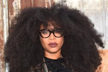 "Erykah Badu Shares ""But You Caint Use My Phone"" Cover Art & Tracklist"