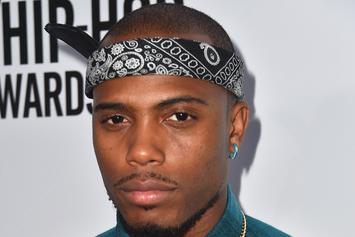 "B.o.B. Announces ""Water"" Mixtape, Shares ""Purple Mountains PSA"""