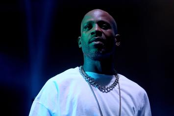 Warrant Reportedly Issued For DMX's Arrest Following Missed Court Date