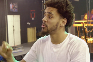 """J. Cole's HBO Documentary """"Road To Homecoming"""" (Episode 3)"""