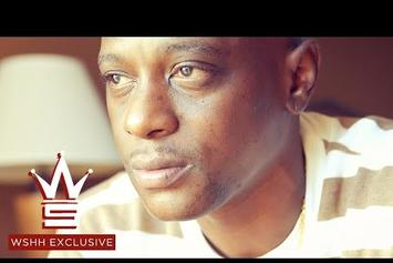 "Boosie Badazz ""Smile To Keep From Crying"" Video"
