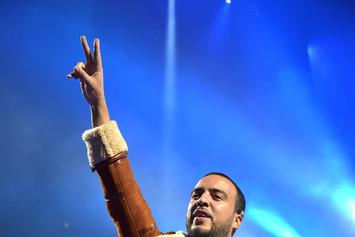 """French Montana Reveals He Has A Collaboration With Nas & Kanye West, Updates Fans On """"Mac & Cheese"""""""