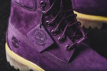 Would You Rock An All-Purple Timberland Boot?