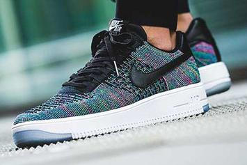 Air Force 1 Ultra Flyknit Gets Additional Colors U0026 Low Top