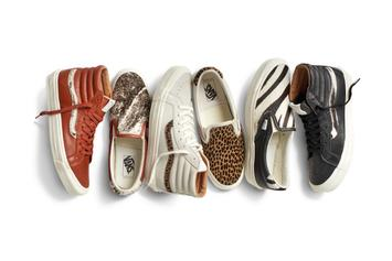 Vans Vault Is Going Animal Style For Spring Drop