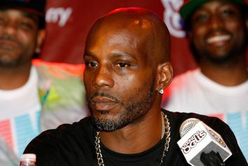 DMX Hospitalized After Reported Overdose