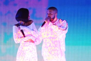 Drake Performed With Section Boyz & Skepta After The BRIT Awards In London