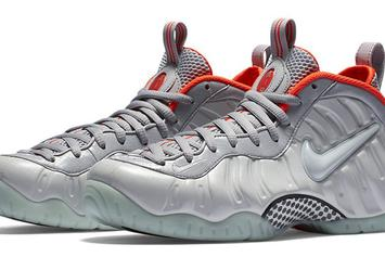 "Releasing This Weekend: Nike Air Foamposite Pro ""Platinum Pro"""