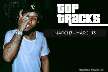 Top Tracks: March 7 - March 13