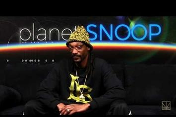 """Watch Snoop Dogg Narrate More Nature Videos In """"Planet Snoop"""""""