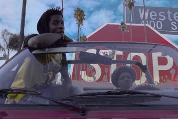 """Darnell Williams """"South Central"""" Video"""