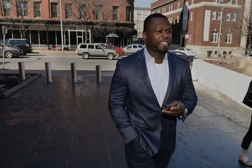 50 Cent Keeps Bragging About His New Son Davian On Instagram