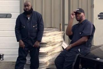 """Trae Tha Truth Feat. Quentin Miller """"Takers"""" Video"""