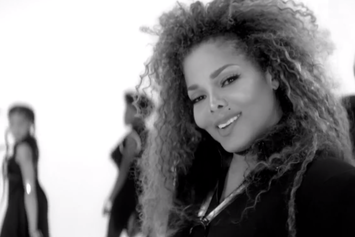 "Janet Jackson ""Dammn Baby"" Video"