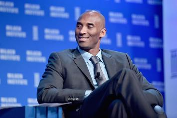 "Kobe Bryant To Release Animated Film Adaptation of ""Dear Basketball"" Poem"