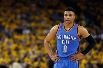 NBA Admits Blown Call At The End Of Thunder Vs. Warriors Game 1