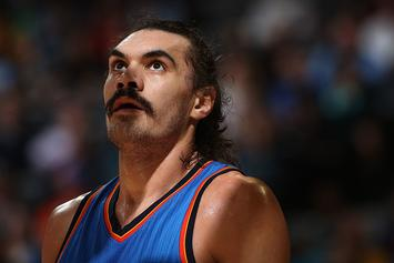 Oklahoma City's Steven Adams Apologizes For Calling Stephen Curry A 'Quick Little Monkey'