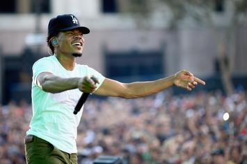 "Chance The Rapper Announces ""Magnificent Coloring World"" Event In Chicago"