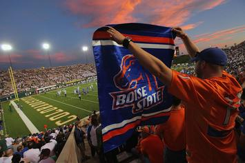 Boise State Football Player Kicked Off The Team For Biting His Teammates Ear Off