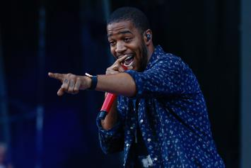 Kid Cudi Says He's Now Dropping Two Albums In 2016