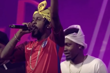 """Popcaan Debuts New Dubplate Of Drake's """"One Dance"""" At Culture Clash"""