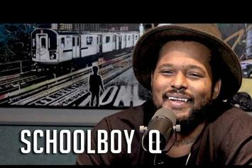ScHoolboy Q On Ebro In The Morning