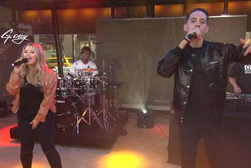 """G-Eazy Performs """"Me, Myself & I"""" Live On The Today Show"""