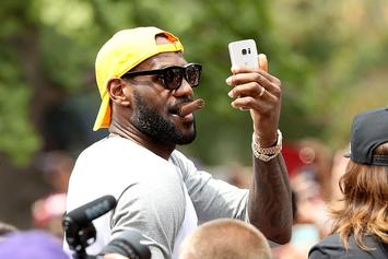 Nike Is Dropping The Price On LeBron James' Signature Sneakers