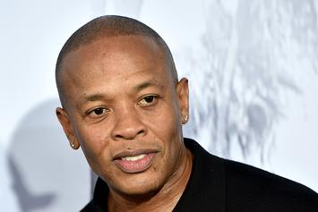 Dr. Dre Won't Face Gun Charges Following This Week's Incident