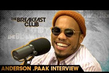 Anderson .Paak On The Breakfast Club