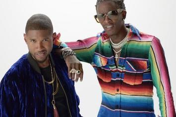 """Usher Feat. Young Thug """"No Limit"""" Video"""