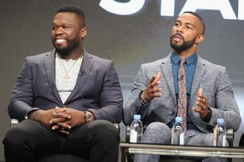 "50 Cent Blasts Starz For Not Editing His ""Power"" Sex Scene To His Liking"