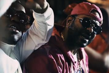 "Jim Jones Feat. A$AP Ferg ""Harlem"" Video"