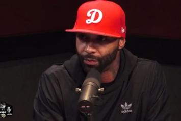 Joe Budden Talks Drake Feud; Later Walks Out On Ebro In The Morning Interview